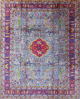 A  Northwest Indian Carpet
