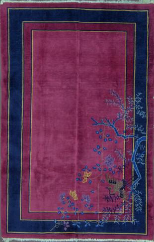 A Peking Chineese Carpet
