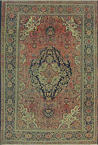 Fine Antique Feraghan Sarouk
