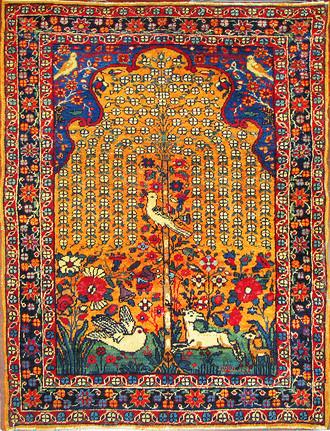 A  Kerman Laver Mat