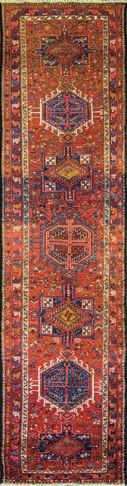 Attractive Persian Karajeh Runner