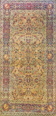 Stunning Antique Kermanshah, Gallery Size