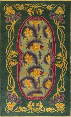 Most Magnificent Art Deco Rug