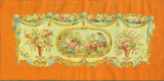 Extreme Fine Aubusson Tapestry