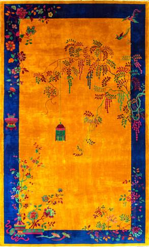 Manchester Wool Art deco Carpet