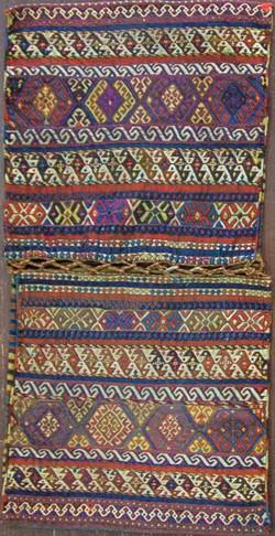 Shahsavan Saddlebag