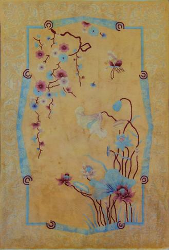 Art Deco Carpet Chinese