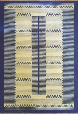 Swedish Flat-Weave Carpet