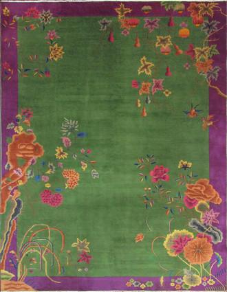 Antique Art Deco Carpet, Most beautiful